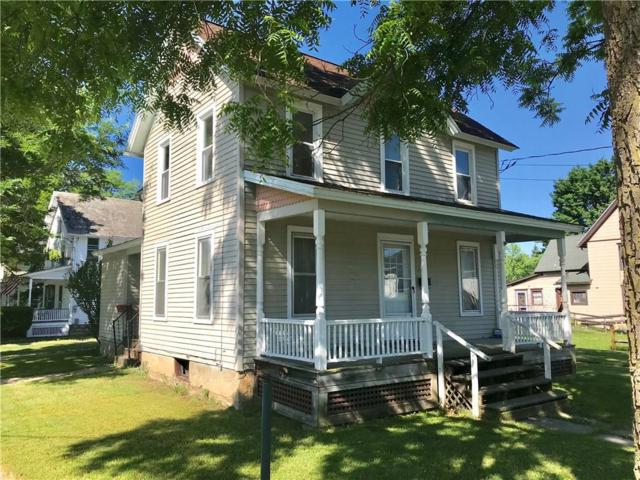 60 Lincoln Avenue, North Dansville, NY 14437 (MLS #R1125430) :: The CJ Lore Team | RE/MAX Hometown Choice