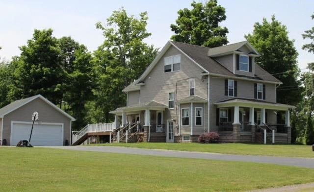 1394 Hennessey Road, Walworth, NY 14519 (MLS #R1126286) :: The CJ Lore Team | RE/MAX Hometown Choice