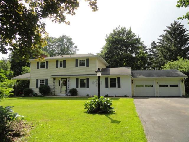 89 Hill Terrace, Henrietta, NY 14467 (MLS #R1126289) :: Robert PiazzaPalotto Sold Team