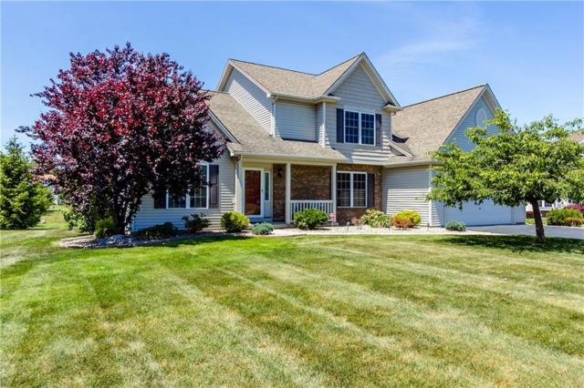 45 Carrie Marie Lane, Parma, NY 14468 (MLS #R1126366) :: The CJ Lore Team | RE/MAX Hometown Choice