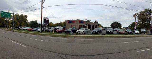 1132 W Ridge Road, Rochester, NY 14615 (MLS #R1126455) :: Robert PiazzaPalotto Sold Team