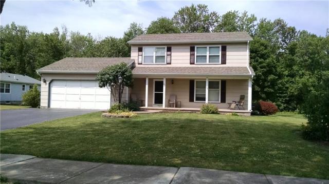 42 Newcomb Drive, Parma, NY 14468 (MLS #R1127195) :: Robert PiazzaPalotto Sold Team