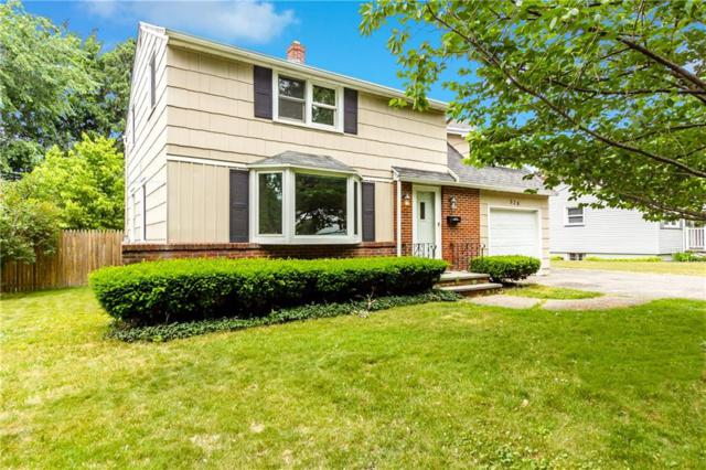 528 Culver Parkway, Irondequoit, NY 14609 (MLS #R1127246) :: Robert PiazzaPalotto Sold Team