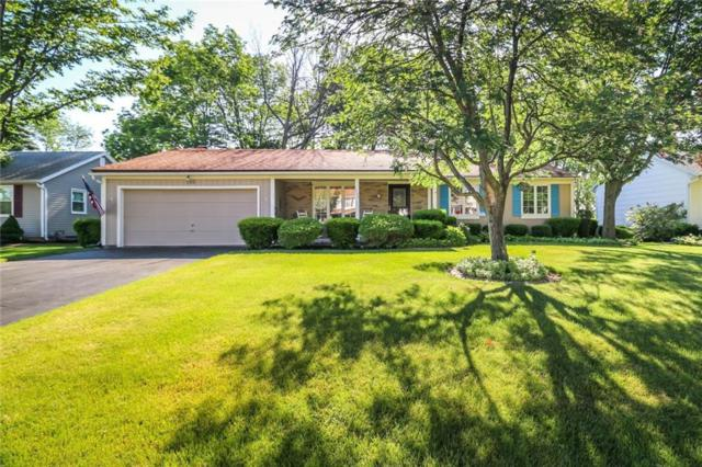 134 W Bend Drive, Greece, NY 14612 (MLS #R1127457) :: Robert PiazzaPalotto Sold Team