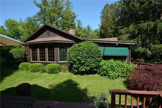 355 Log Cabin Road, Victor, NY 14564 (MLS #R1127517) :: Robert PiazzaPalotto Sold Team