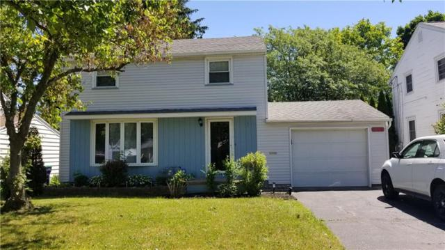 112 Vinedale Avenue, Irondequoit, NY 14622 (MLS #R1127523) :: Robert PiazzaPalotto Sold Team