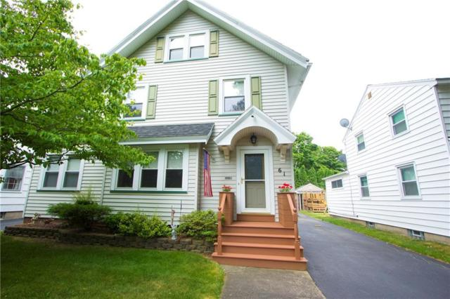 61 Freemont Road, Rochester, NY 14612 (MLS #R1127598) :: Robert PiazzaPalotto Sold Team