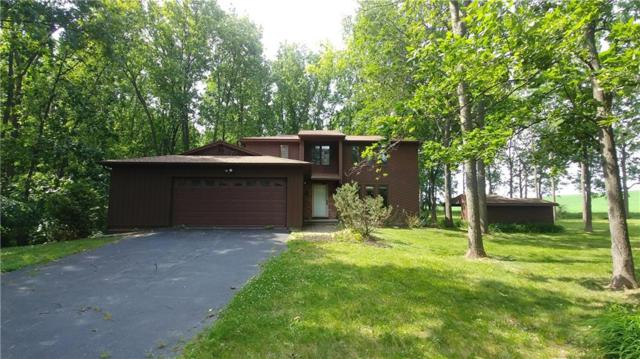 4970 Booher Hill Road, Geneseo, NY 14454 (MLS #R1127663) :: The Rich McCarron Team