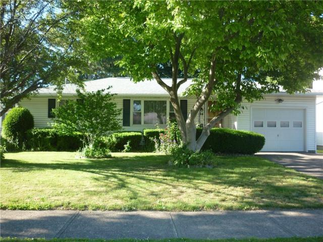 94 Shelmont Drive, Irondequoit, NY 14621 (MLS #R1127746) :: Robert PiazzaPalotto Sold Team
