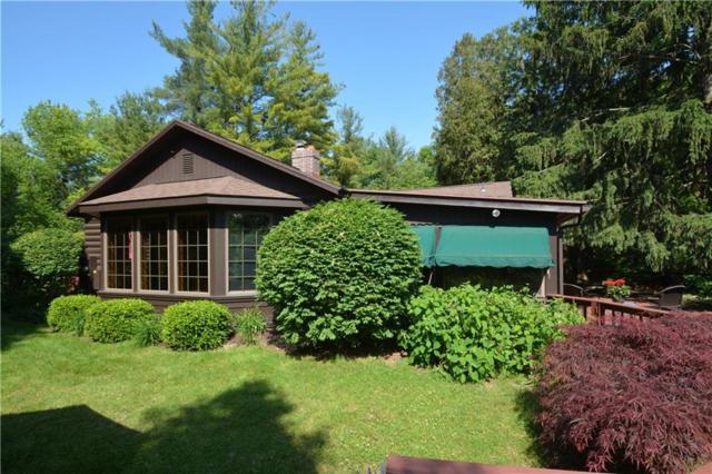 355 Log Cabin Road, Victor, NY 14564 (MLS #R1127866) :: Robert PiazzaPalotto Sold Team