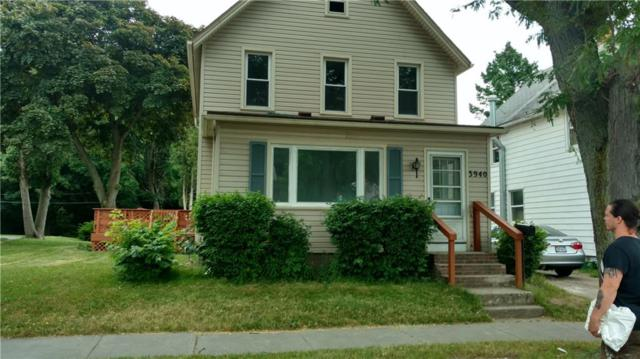 3940 Lake Avenue, Rochester, NY 14612 (MLS #R1128654) :: Robert PiazzaPalotto Sold Team