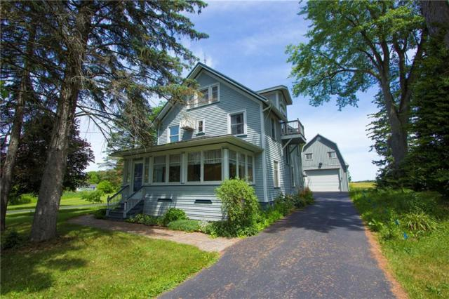 6907 Route 237, Byron, NY 14422 (MLS #R1129868) :: The Chip Hodgkins Team