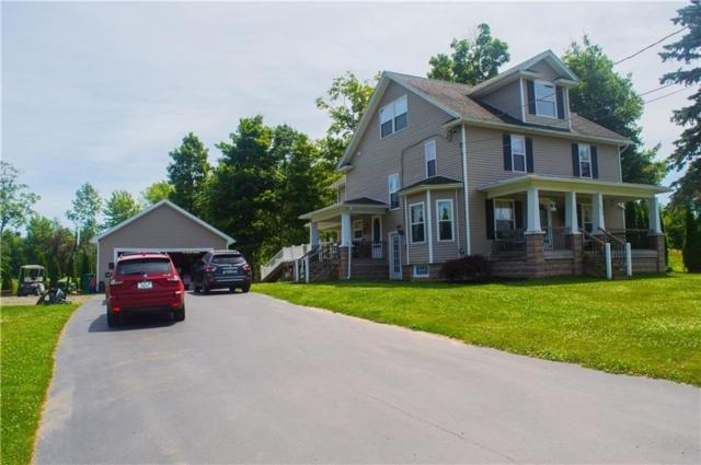 1394 Hennessey Road, Walworth, NY 14519 (MLS #R1131437) :: The Rich McCarron Team