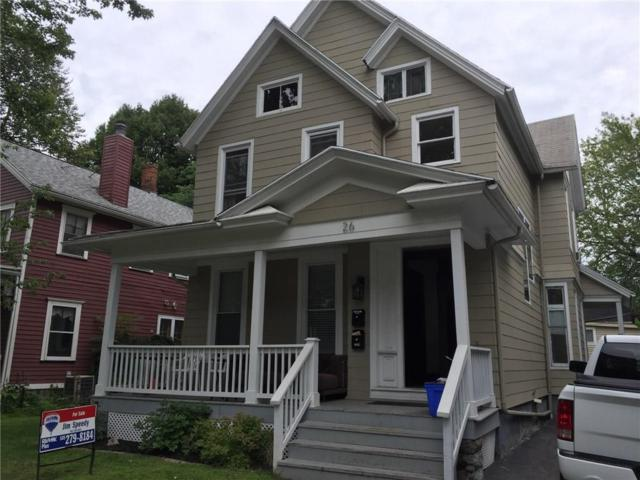 26 Rowley Street, Rochester, NY 14607 (MLS #R1131443) :: The Rich McCarron Team