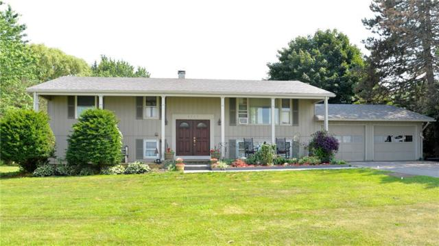 4929 Emerson Road, Canandaigua-Town, NY 14424 (MLS #R1131574) :: Robert PiazzaPalotto Sold Team