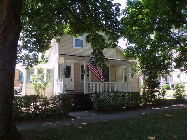 248 E Pleasant Street E, Canandaigua-City, NY 14424 (MLS #R1132166) :: The Rich McCarron Team