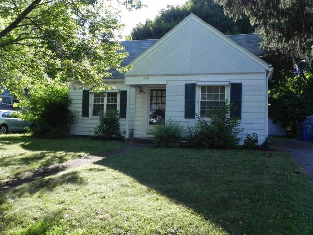 153 Meadowbrook Road, Rochester, NY 14620 (MLS #R1132483) :: The Chip Hodgkins Team