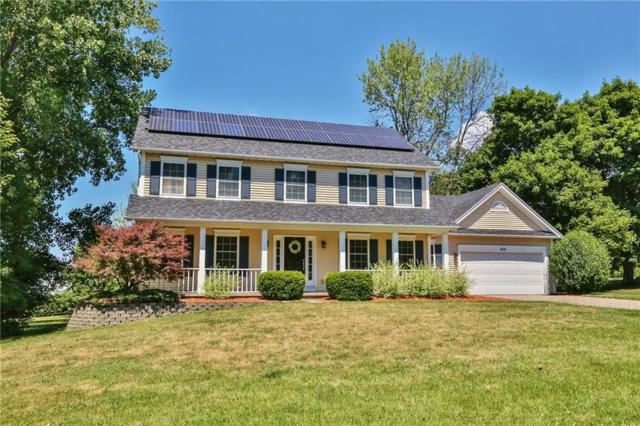438 Stone Road, Pittsford, NY 14534 (MLS #R1132751) :: Robert PiazzaPalotto Sold Team