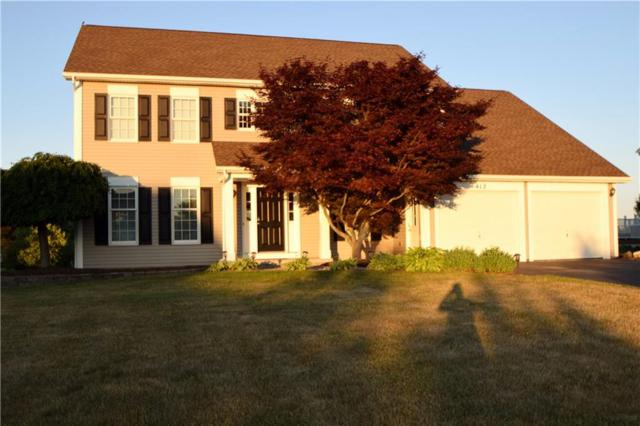 412 Pineville Lane, Webster, NY 14580 (MLS #R1133013) :: Robert PiazzaPalotto Sold Team