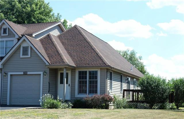 236 Briarwood Lane, Wheatland, NY 14546 (MLS #R1133650) :: Robert PiazzaPalotto Sold Team