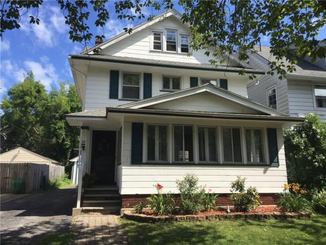 34 Meredith Street, Rochester, NY 14609 (MLS #R1135179) :: The Rich McCarron Team