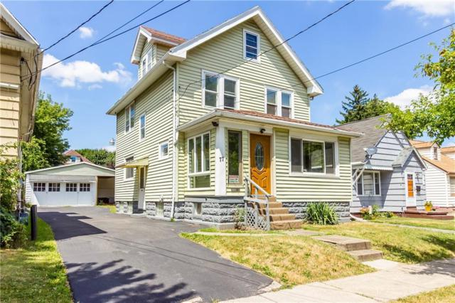 77 Rustic Street, Rochester, NY 14609 (MLS #R1135323) :: The CJ Lore Team | RE/MAX Hometown Choice