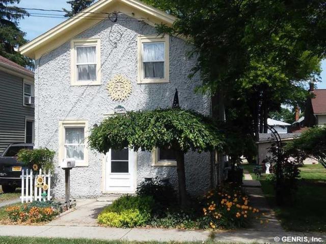 25 Perine Street, North Dansville, NY 14437 (MLS #R1137562) :: The Rich McCarron Team