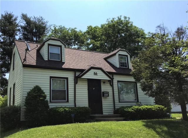 202 Newcomb Street, Rochester, NY 14609 (MLS #R1139745) :: The Rich McCarron Team