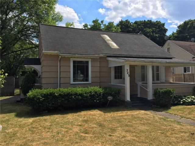 243 Fernwood Avenue, Rochester, NY 14621 (MLS #R1140105) :: The Rich McCarron Team