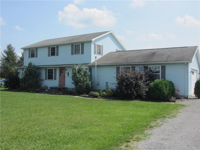 7216 Griswold Road, Leroy, NY 14416 (MLS #R1140294) :: The Chip Hodgkins Team