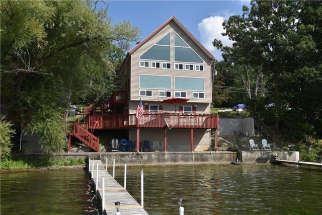 5346 E Lake Road, Conesus, NY 14435 (MLS #R1140808) :: The Chip Hodgkins Team