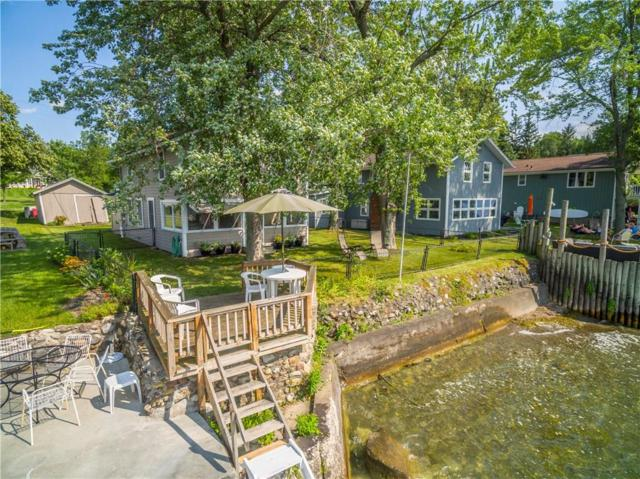 3764 Meadowview, Gorham, NY 14424 (MLS #R1141022) :: The Chip Hodgkins Team