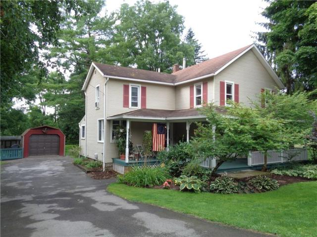 3859 Rush Mendon Road, Mendon, NY 14506 (MLS #R1141254) :: Robert PiazzaPalotto Sold Team
