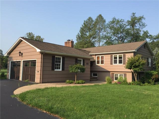 101 Country Club Drive, Pittsford, NY 14618 (MLS #R1141255) :: Robert PiazzaPalotto Sold Team