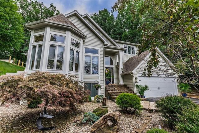 60 Peaceful Trail, Irondequoit, NY 14609 (MLS #R1141535) :: Robert PiazzaPalotto Sold Team