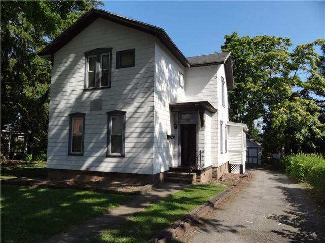 122 Monroe Avenue, Sweden, NY 14420 (MLS #R1141546) :: Robert PiazzaPalotto Sold Team