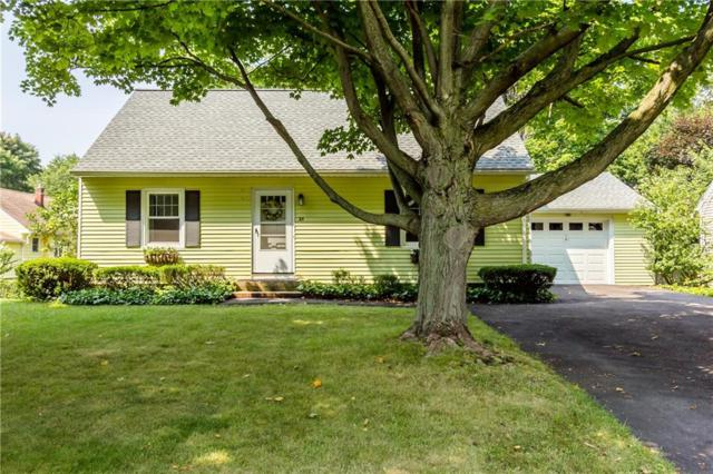 27 Pierce Street, Webster, NY 14580 (MLS #R1141712) :: The Rich McCarron Team