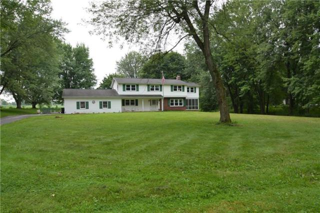 26 Cole Road, Mendon, NY 14534 (MLS #R1142185) :: Robert PiazzaPalotto Sold Team