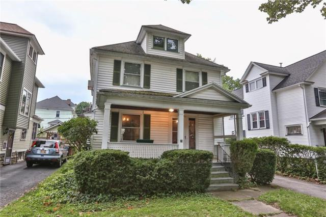 23 Crawford Street, Rochester, NY 14620 (MLS #R1142361) :: Robert PiazzaPalotto Sold Team