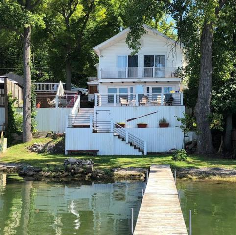 5388 E Lake Road, Conesus, NY 14435 (MLS #R1146387) :: Robert PiazzaPalotto Sold Team