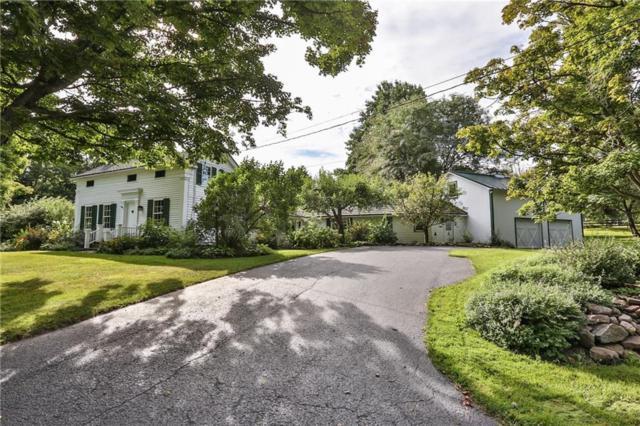 276 Taylor Road, Mendon, NY 14472 (MLS #R1146796) :: Robert PiazzaPalotto Sold Team