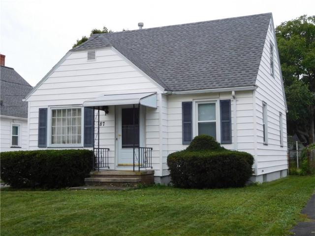 87 Brookhaven, Rochester, NY 14621 (MLS #R1149230) :: BridgeView Real Estate Services