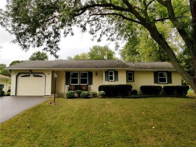 32 Maridana Drive, Perinton, NY 14450 (MLS #R1149317) :: BridgeView Real Estate Services