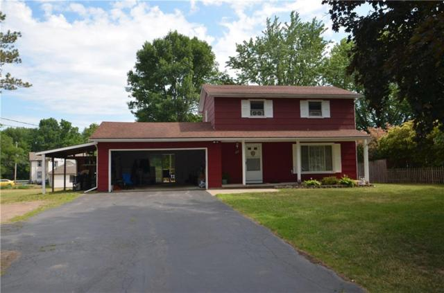 111 Hidden Creek Lane, Hamlin, NY 14464 (MLS #R1149372) :: BridgeView Real Estate Services