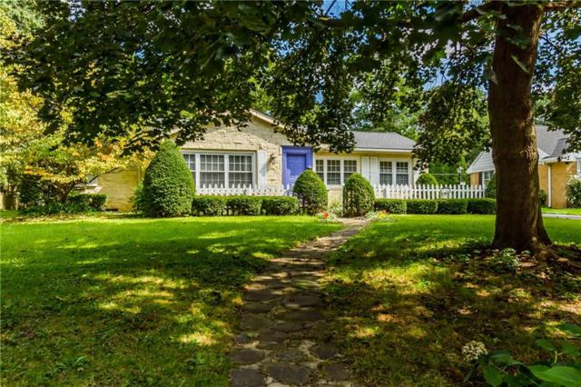 186 Overbrook Road, Pittsford, NY 14618 (MLS #R1149387) :: The CJ Lore Team | RE/MAX Hometown Choice