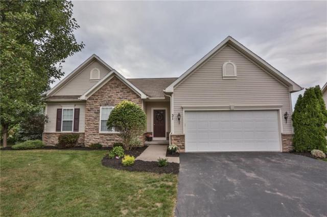 31 Charissa Run, Henrietta, NY 14623 (MLS #R1149499) :: BridgeView Real Estate Services
