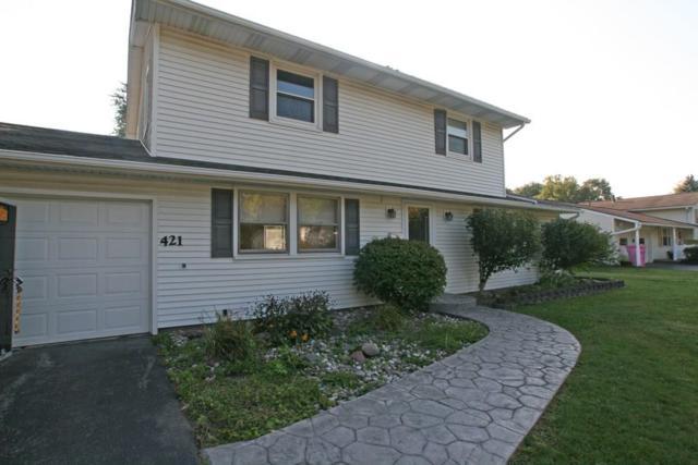 421 Ballad Avenue, Greece, NY 14626 (MLS #R1149567) :: The CJ Lore Team | RE/MAX Hometown Choice