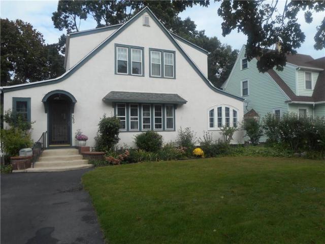 256 Scholfield Road, Irondequoit, NY 14617 (MLS #R1149685) :: BridgeView Real Estate Services