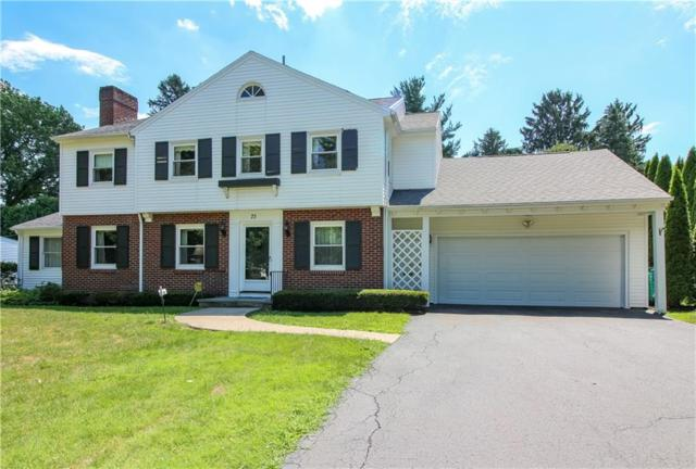 75 Pickwick Drive, Pittsford, NY 14618 (MLS #R1149761) :: BridgeView Real Estate Services