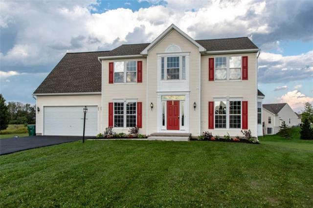 31 Warbler Lane, Henrietta, NY 14586 (MLS #R1149865) :: BridgeView Real Estate Services